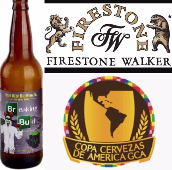 Breaking Bud, da Knee Deep, foi escolhida como a melhor cerveja de 2017, enquanto a Firestone Walker foi eleita a melhor cervejaria das Américas, ambas dos Estados Unidos