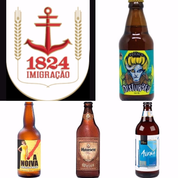 Cervejaria Imigração foi escolhida como a melhor cervejaria do Brasil, enquanto a Verace Disturbed foi eleita a melhor cerveja do país em 2017; A Noiva (Mafiosa), Hausen Weiss e Noi Avena foram as melhores em suas categorias